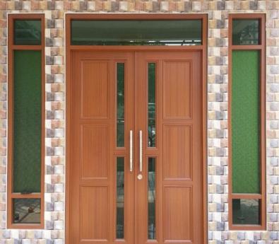 Tips Model Pintu Rumah Minimalis Modern 2 Dekorasi Rumah