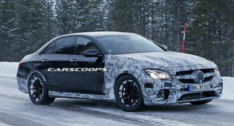 AMG Boss Says New E63 Will Be AWD Only