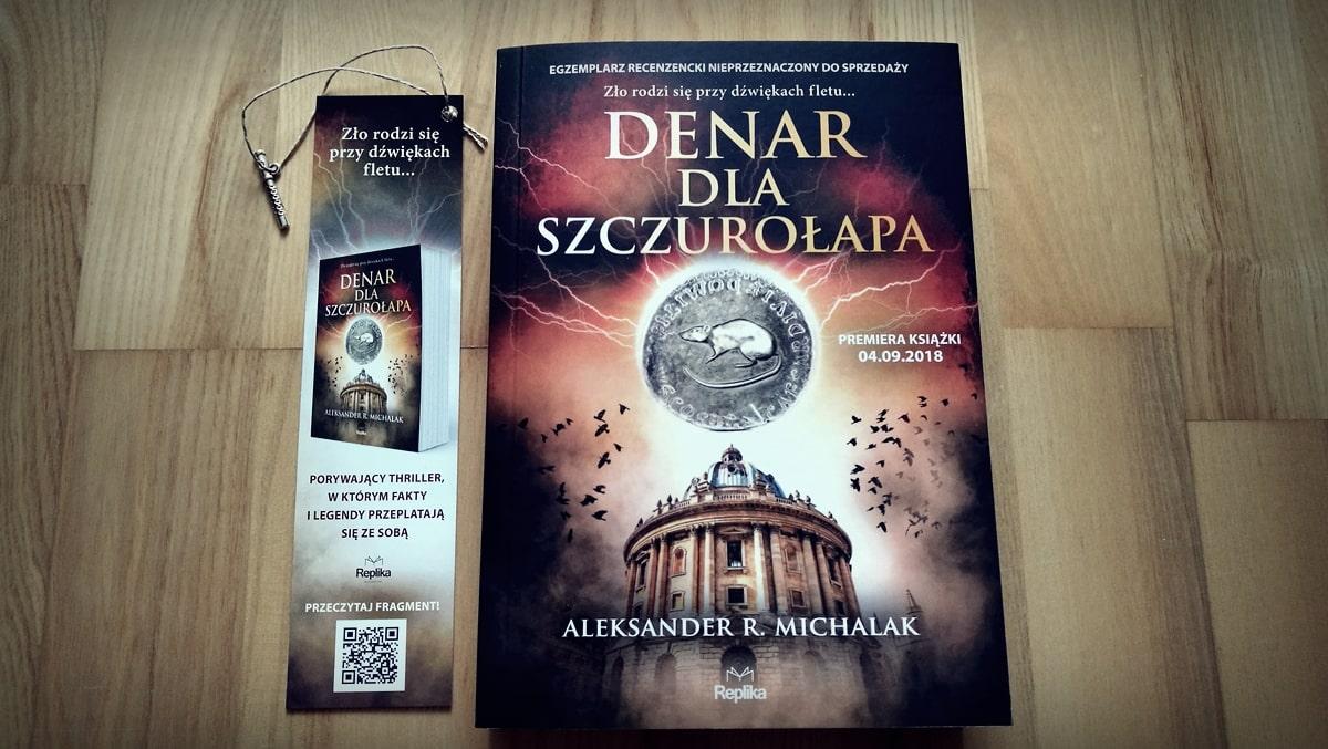 Denar dla szczurołapa, Aleksander R. Michalak