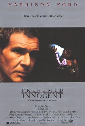 CommentaramaFilms Film Friday Presumed Innocent (1990) - Presumed Innocent Author