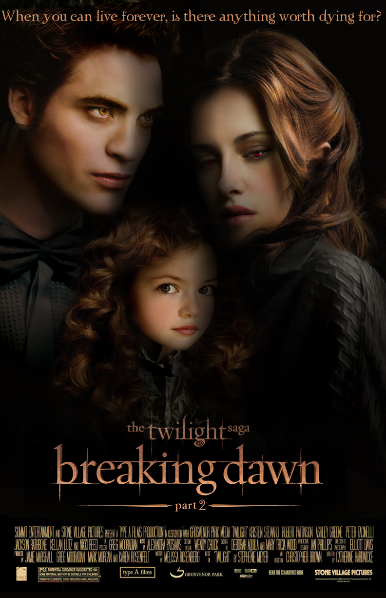 The Breaking Dawn Part 2