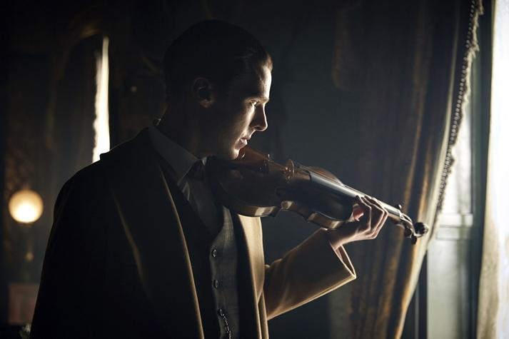 Sherlock: La novia abominable.