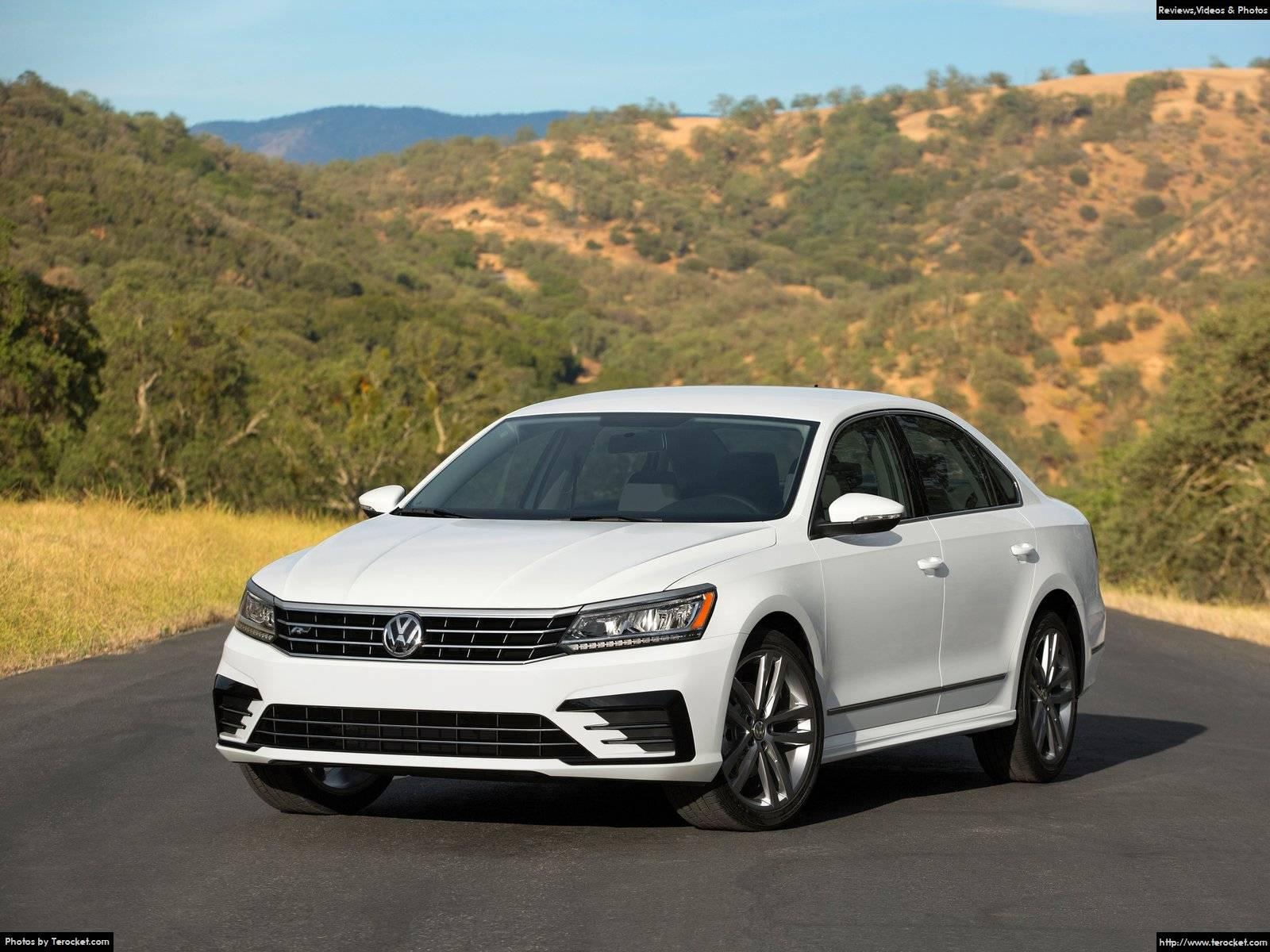 Hình ảnh xe ô tô Volkswagen Passat US-Version 2016 & nội ngoại thất
