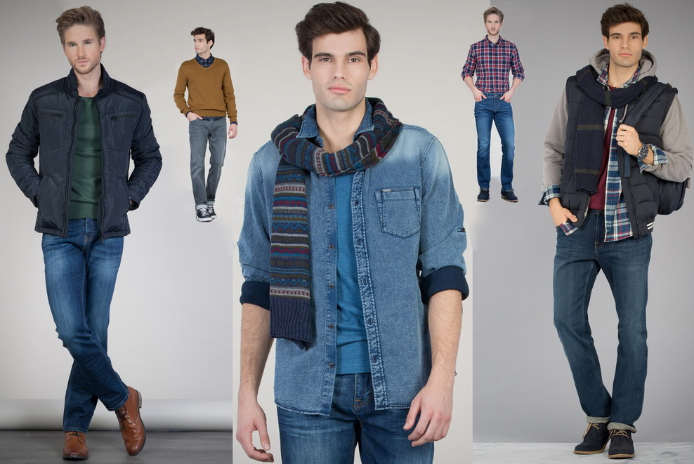 e16a070ddb9d1f Широкий диапазон мужской одежды в коллекции бренда Colin's сезона осень-зима  2016/2017 позволяет подобрать вещи практически под любой стиль.