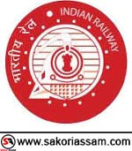 Indian Railways Recruitment 2019 | 10th Pass/ITI | Vacancy 103769 | Last date- 12-04-2019 | Apply Online | Sakori Assam