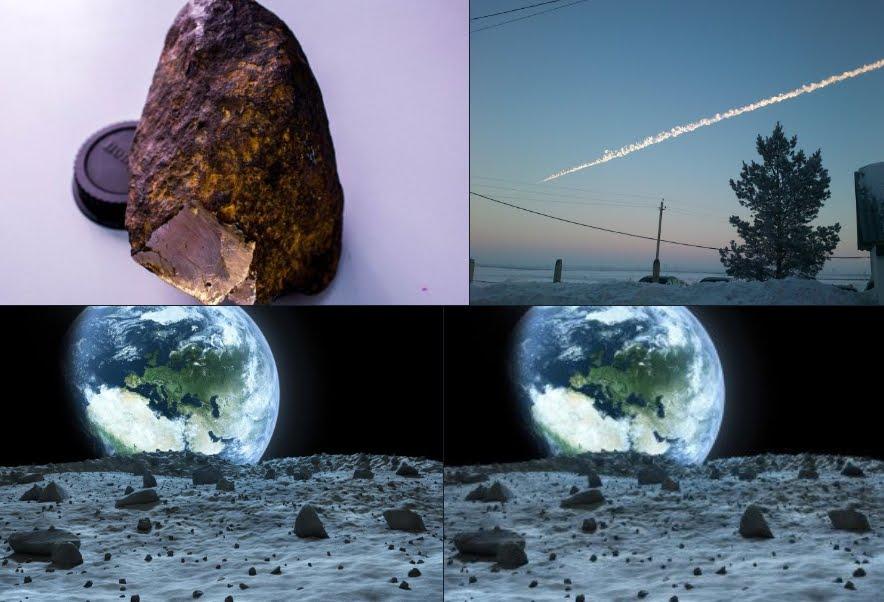Scoperto minerale sconosciuto all'interno del Meteorite caduto in Siberia, duro come il diamante.