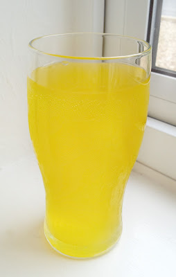 Quosh, squash, powdered drink