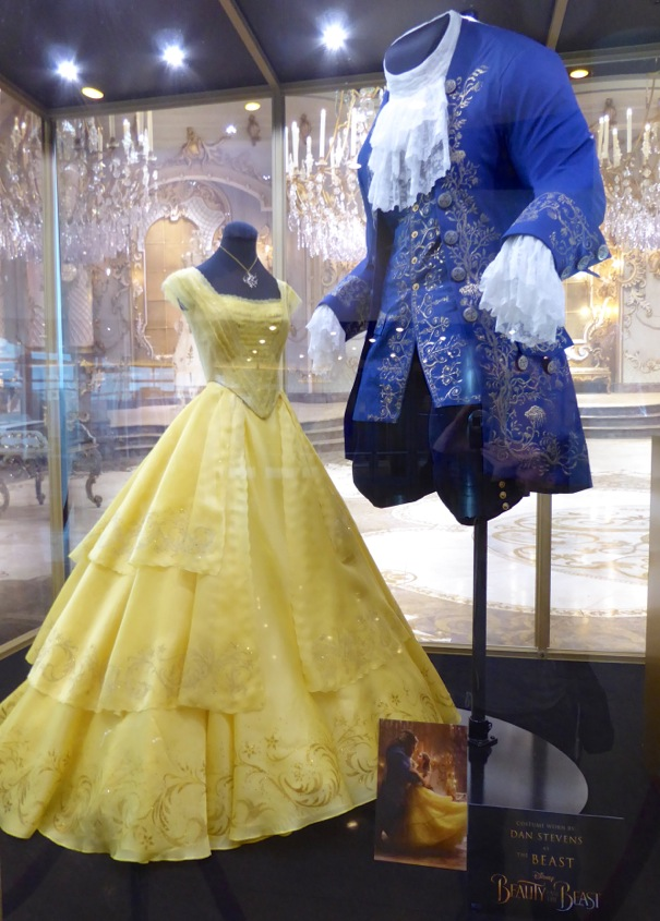 Disney Beauty And The Beast Movie Costumes
