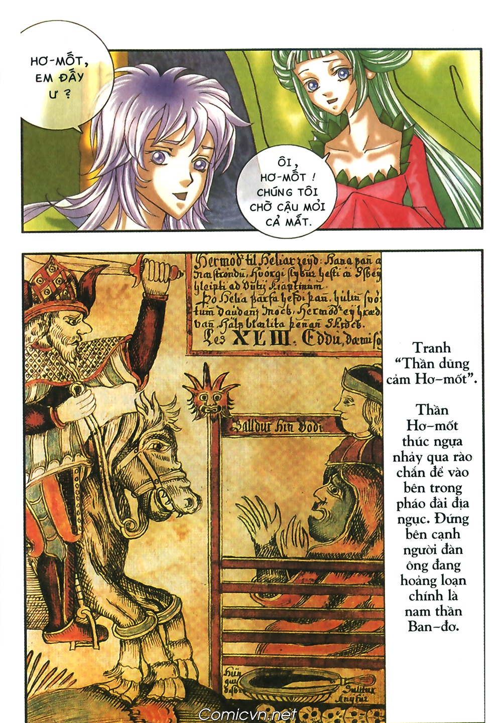 Thần thoại Bắc Âu - Chapter 46: Thần Dũng Cảm - Pic 20