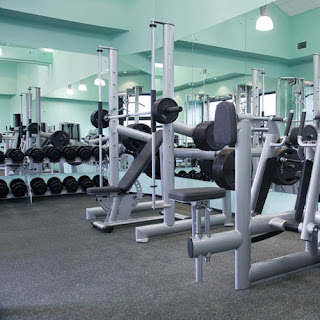 Greatmats rubber floor commercial gym