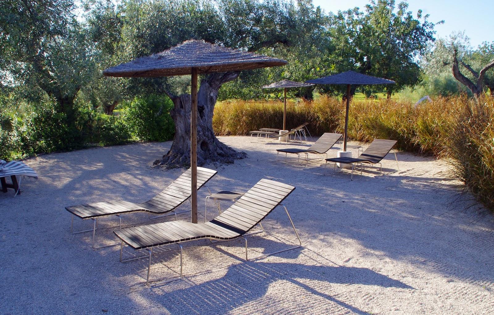 Fazenda Nova Country House Outdoor Loungers