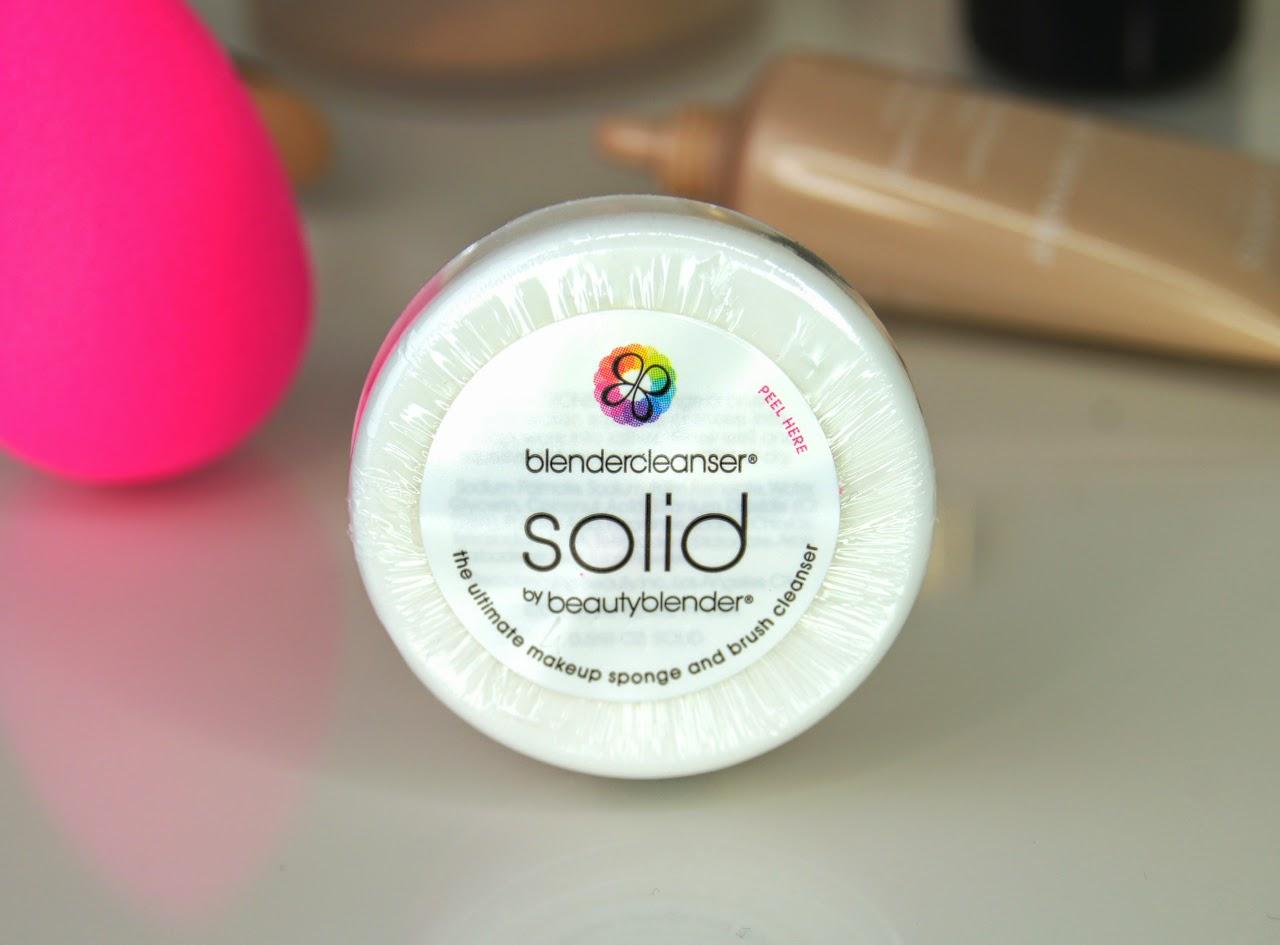 original beauty blender review best makeup sponge blender cleanser solid