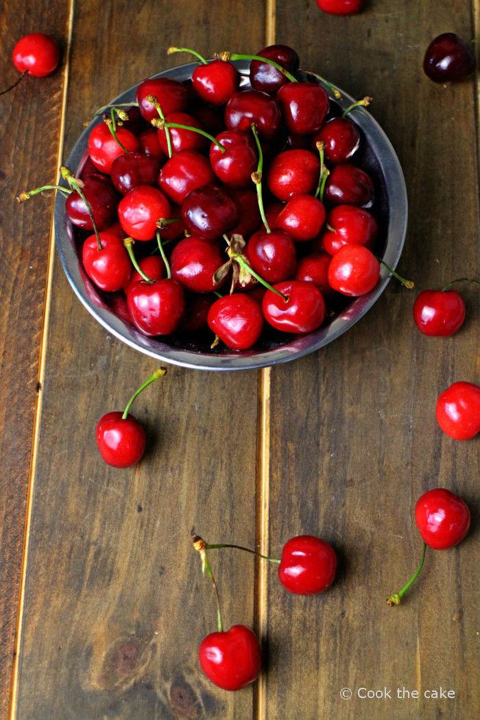 cerezas, cherries