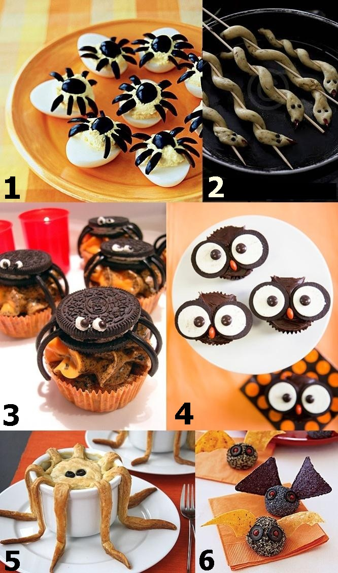 The Jungle Store: Halloween Party Finger Foods