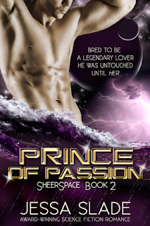 Prince of Passion by Jessa Slade