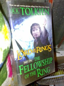 The Lord of the Rings: Fellowship of the Ring by J. R. R. Tolkien