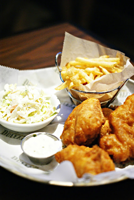 Duffy's Beer Battered Fish & Chips