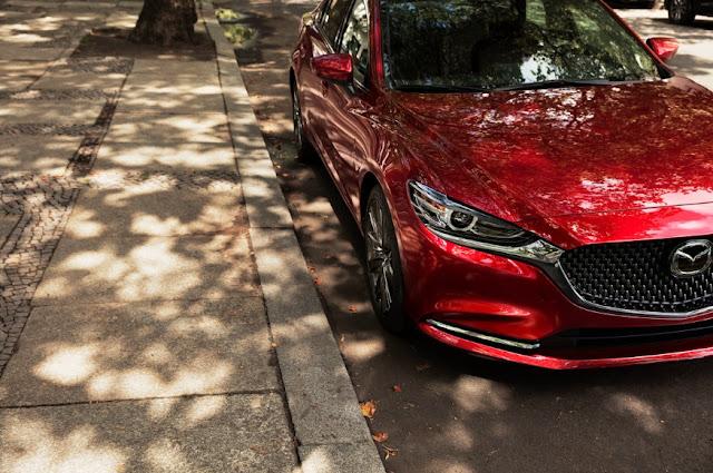 Новая Mazda 6 получит новый 2,5 литровый турбированный двигатель