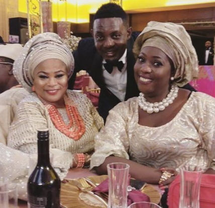 The Movie Titled Wedding Party Is A Romantic Comedy Featuring Star Actors Like Adesua Etomi Bankole Wellington Sola Sobowale Ali Baba