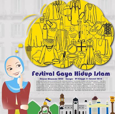 Festival Gaya Hidup Islam 2016
