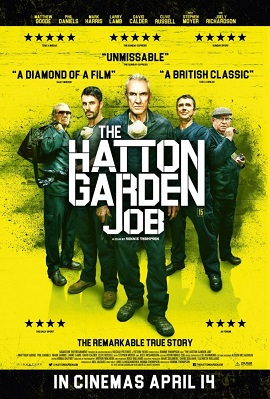 Xem Phim Băng Trộm Già Gân - The Hatton Garden