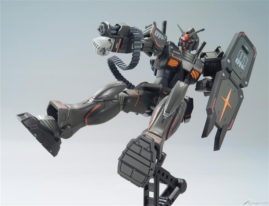 HG 1/144 Gundam FSD