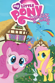 MLP Digest Size #2 Comic