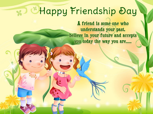 Happy Friendship Day 2016 Messages, Quotes 3