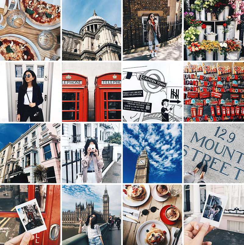 Lately On Instagram | London Edition