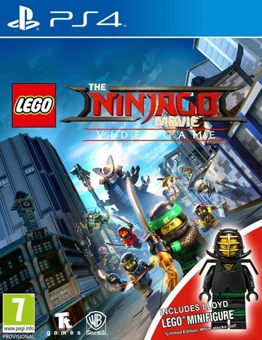 The LEGO NINJAGO Movie Game CUSA07739 | PS4 games mods tools