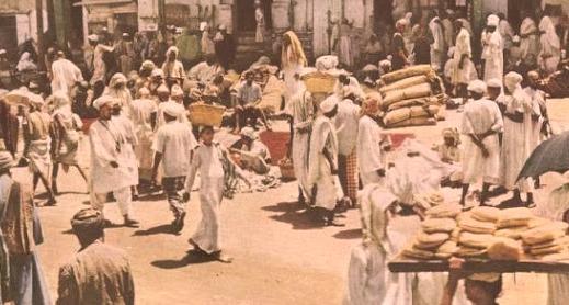 Keadaan Bangsa Arab Sebelum Islam