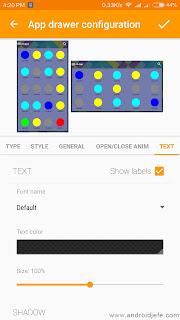ADW laucher nova versão para seu android