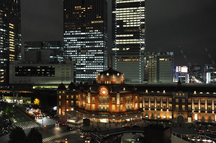 Unique Japan Tours Modern Traditional Tokyo Station