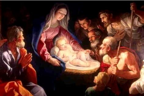 Imagen del Nacimiento de Jesús