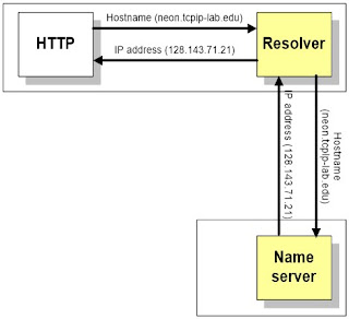 Resolver dan name server