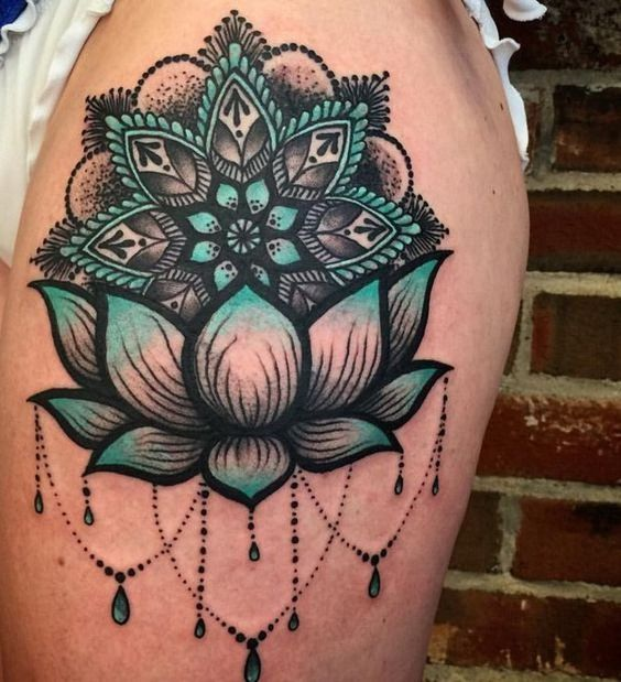 Best Thigh Tattoos For Women