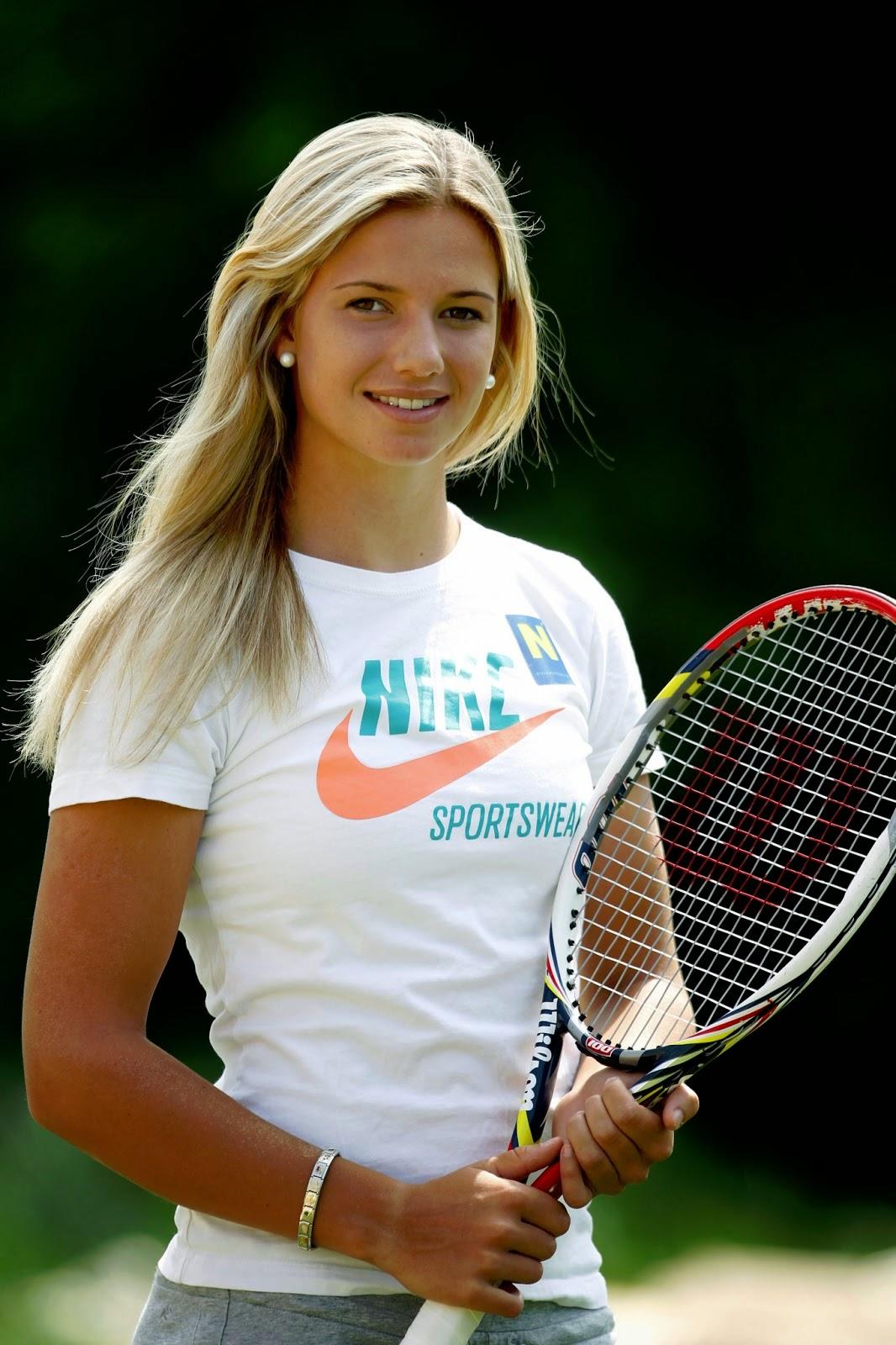 WTA Hotties: 2014 Hot-100: #78 Barbara Haas (@babsihaas