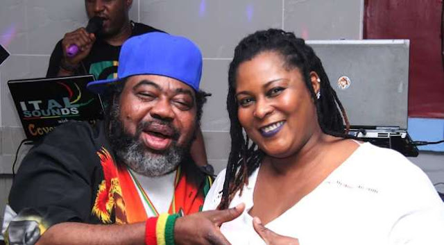 Ras Kimono's wife, Mena Okedi is dead in Lagos