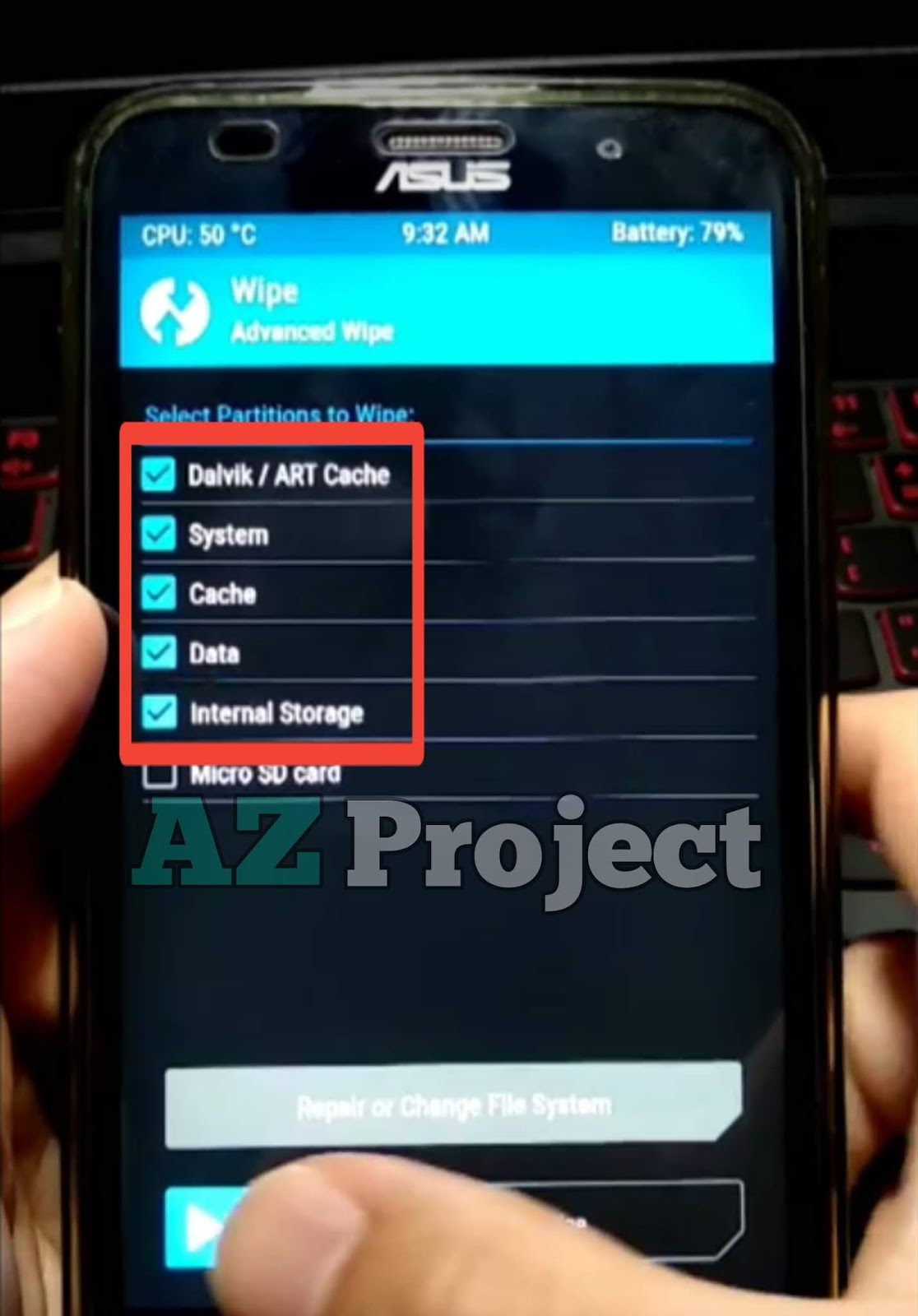 Cara Update Asus Zenfone 2 Ze551ml Ke Marshmallow : update, zenfone, ze551ml, marshmallow, Flash, Android, Zenfone, [ZE551ML/ZE550ML], Oprek