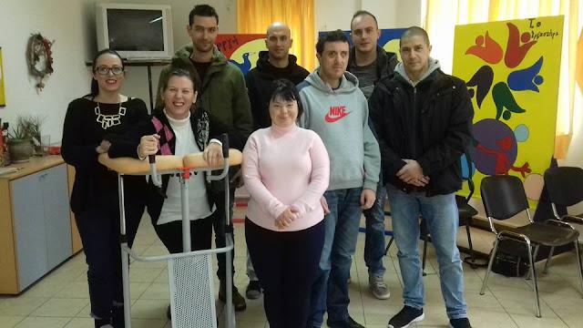 """Ηγουμενίτσα: 2.100€ στην """"Στοργή"""" παρέδωσαν λιμενικοί από τα έσοδα των Θεοφανίων"""
