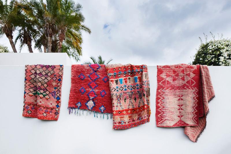 Tendenze arredo i tappeti berberi tigma trading