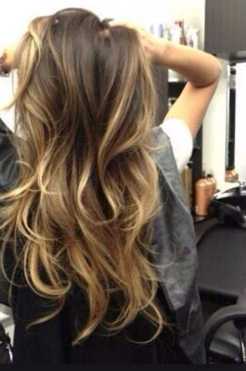 48 Pretty Celebrity Balayage Hairstyles | Hairstylo