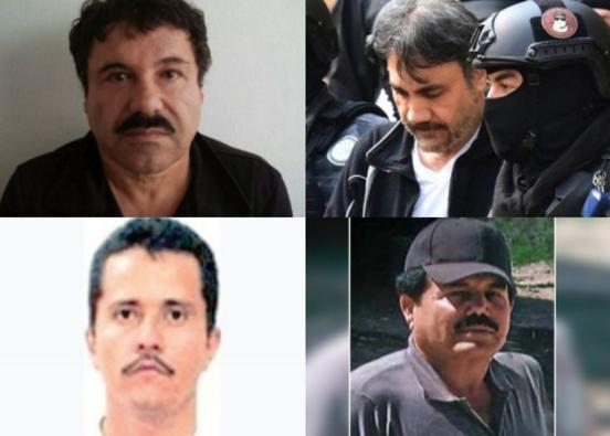 "En el DIA del PADRE, los ""PADRES del NARCO"", la HERENCIA CRIMINAL"