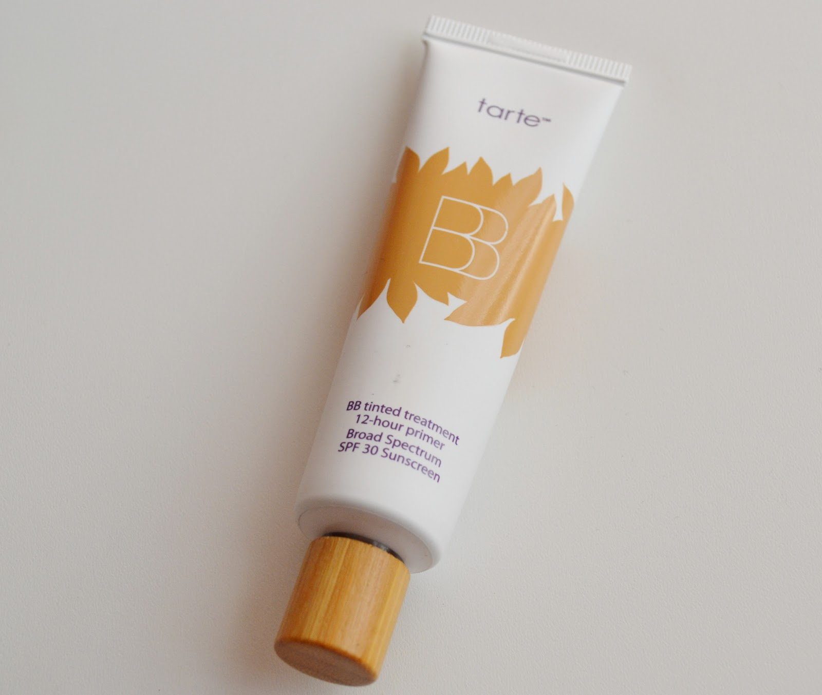 Aquaheart: Tarte Cosmetics BB tinted treatment 12-hour primer Broad ...