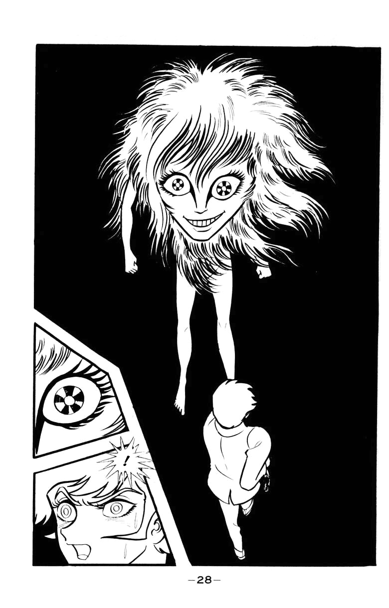 DevilMan chapter 22.1 trang 23