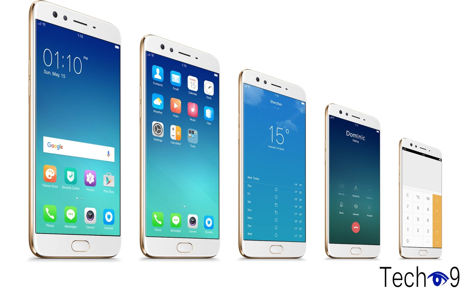 "Oppo Finally Unveiled Its Much Awaited Smartphone ""Oppo F3"