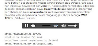 Menambah Audio ke Blog atau Web dengan HTML5