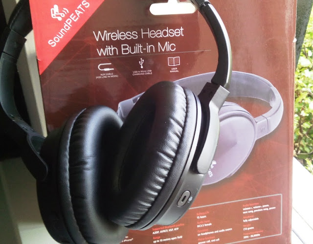 Soundpeats A1 Bluetooth Over Ear Headphones Alongside Mic As Well As Impressive Audio Quality!