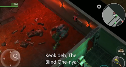 Cara Mengalahkan THE BLIND ONE Last Day on Earth Survival Android /IOS