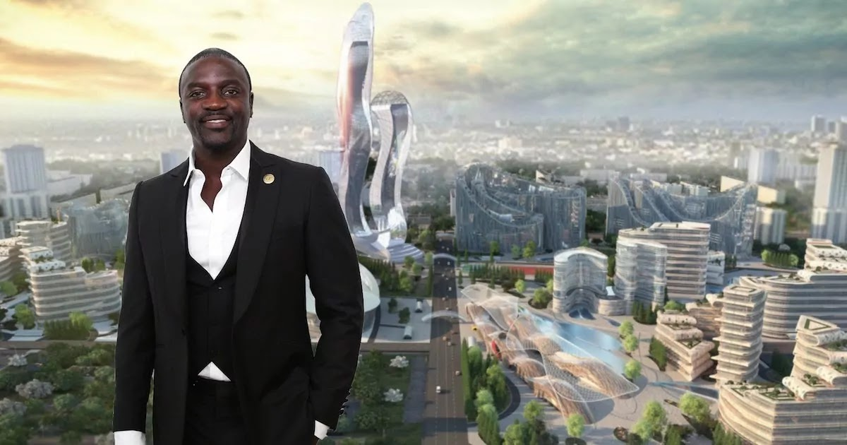 Akon Begins Building $6 Billion City In Senegal And Says That Cryptocurrency Will Empower Africans